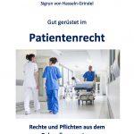 Kleine Bad Saarower Rechtsbroschüren – Patientenrecht